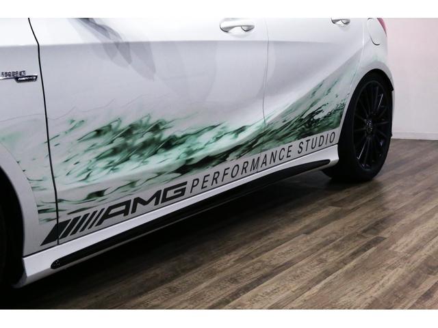 A45AMG4マチックペトロナスグリーンエディション 特別仕様車/限定30台/専用装備/AMGパフォーマンススタジオ/F1チーム/メルセデスAMGペトロナスフォーミュラーワン/専用デカール/アルカンターラステア/カーボンインテリア/19インチアルミ/(32枚目)