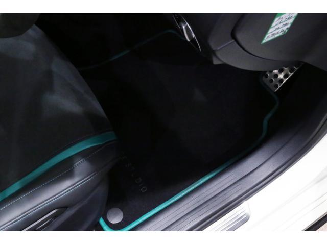 A45AMG4マチックペトロナスグリーンエディション 特別仕様車/限定30台/専用装備/AMGパフォーマンススタジオ/F1チーム/メルセデスAMGペトロナスフォーミュラーワン/専用デカール/アルカンターラステア/カーボンインテリア/19インチアルミ/(54枚目)