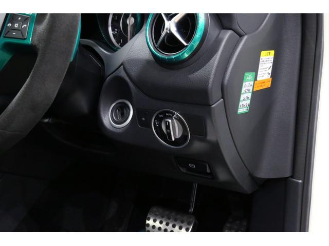 A45AMG4マチックペトロナスグリーンエディション 特別仕様車/限定30台/専用装備/AMGパフォーマンススタジオ/F1チーム/メルセデスAMGペトロナスフォーミュラーワン/専用デカール/アルカンターラステア/カーボンインテリア/19インチアルミ/(56枚目)