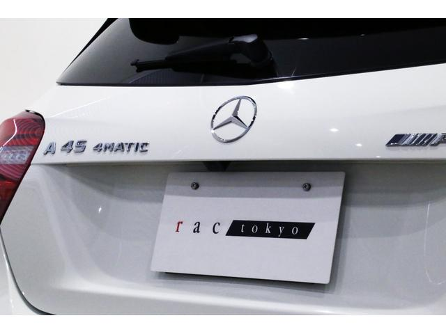 A45AMG4マチックペトロナスグリーンエディション 特別仕様車/限定30台/専用装備/AMGパフォーマンススタジオ/F1チーム/メルセデスAMGペトロナスフォーミュラーワン/専用デカール/アルカンターラステア/カーボンインテリア/19インチアルミ/(70枚目)