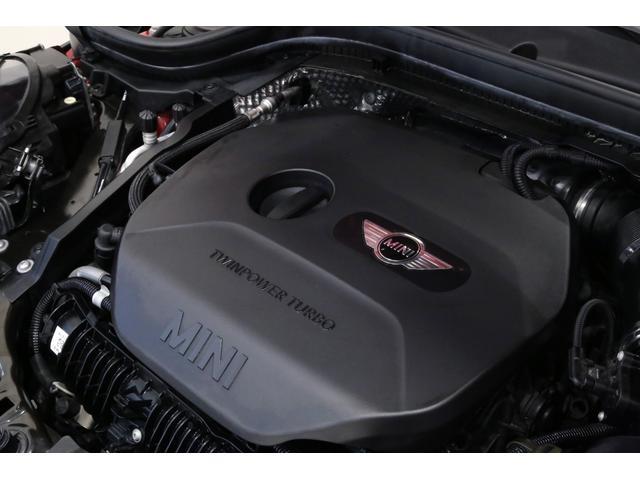 クーパーS 6MT/1オーナー/ペッパーパッケージ/クロームラインエクステリア/JCWステアリング/アルミペダル/バックカメラ/ブラック16インチアルミ/スポーツシート/ブラックルーフ・ドアミラー/(27枚目)