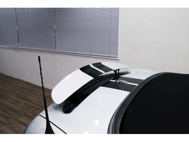 ジョンクーパーワークス ロードスター 6MT/harman kardon/ナビ地デジ/ラウンジシート/ビジビリティパッケージ/レインセンサー/ブラックリフレクター・アダプティブライト/ブラックストライプ/セミソフトトップオープナー(57枚目)