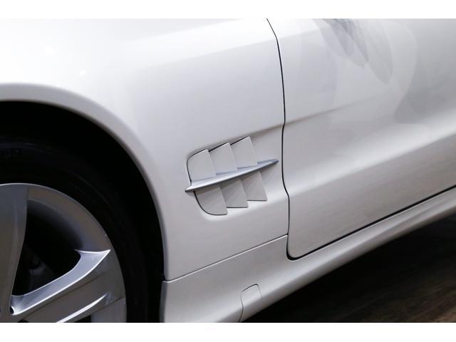 SL350 R230後期型/ダイヤモンドホワイト/ベージュレザー/右ハンドル/キーレスゴー/ナビ/地デジ/2021年4月ディーラー点検整備/EGオイル・フィルター交換ブレーキオイル交換、メイン・サブバッテリー交換(29枚目)