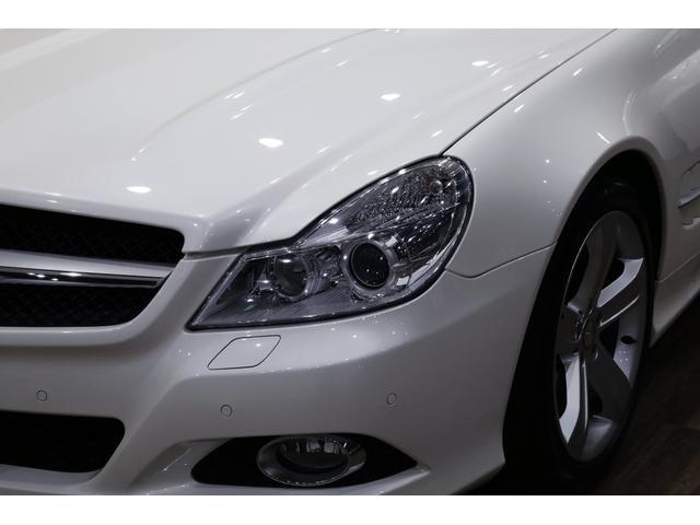 SL350 R230後期型/ダイヤモンドホワイト/ベージュレザー/右ハンドル/キーレスゴー/ナビ/地デジ/2021年4月ディーラー点検整備/EGオイル・フィルター交換ブレーキオイル交換、メイン・サブバッテリー交換(31枚目)