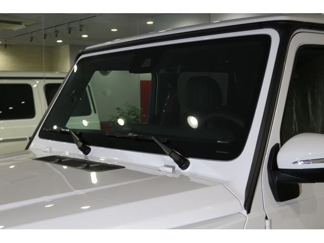 G550 AMGライン 2020年 走行0.5万km 屋内保管禁煙車両 MBケア令和5年3月迄(延長可 ) 液晶レーダー探知機&前後ドライブレコーダー(駐車監視モード付)  ボディコーティング&ホイールコーティング施工済(16枚目)