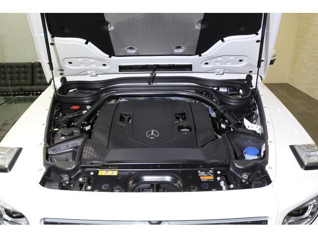 G550 AMGライン 2020年 走行0.5万km 屋内保管禁煙車両 MBケア令和5年3月迄(延長可 ) 液晶レーダー探知機&前後ドライブレコーダー(駐車監視モード付)  ボディコーティング&ホイールコーティング施工済(28枚目)