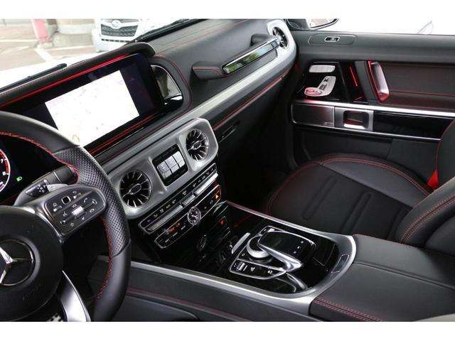 G550 AMGライン 2020年 走行0.5万km 屋内保管禁煙車両 MBケア令和5年3月迄(延長可 ) 液晶レーダー探知機&前後ドライブレコーダー(駐車監視モード付)  ボディコーティング&ホイールコーティング施工済(34枚目)