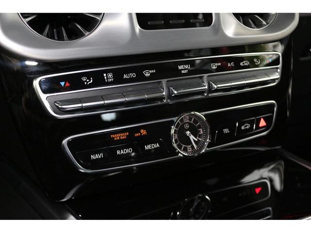 G550 AMGライン 2020年 走行0.5万km 屋内保管禁煙車両 MBケア令和5年3月迄(延長可 ) 液晶レーダー探知機&前後ドライブレコーダー(駐車監視モード付)  ボディコーティング&ホイールコーティング施工済(39枚目)