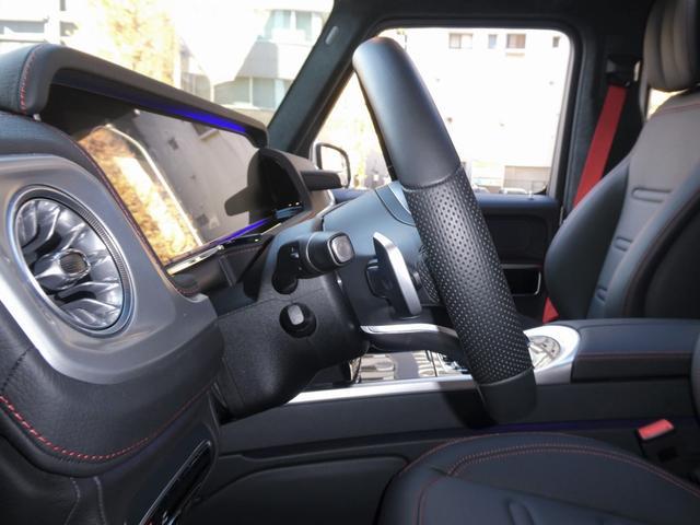 G550 AMGライン 2020年 走行0.5万km 屋内保管禁煙車両 MBケア令和5年3月迄(延長可 ) 液晶レーダー探知機&前後ドライブレコーダー(駐車監視モード付)  ボディコーティング&ホイールコーティング施工済(49枚目)