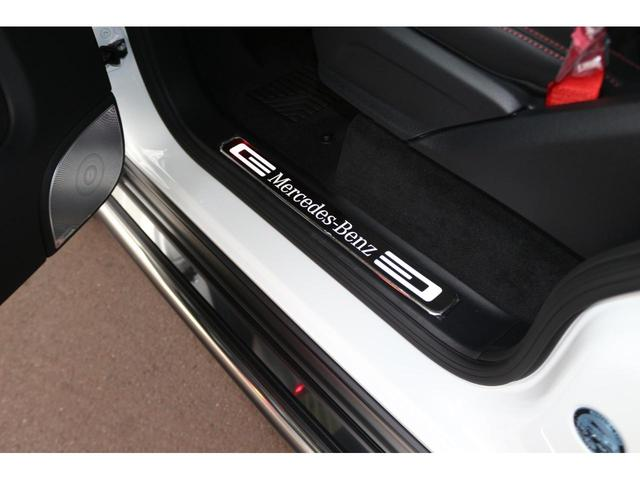 G550 AMGライン 2020年 走行0.5万km 屋内保管禁煙車両 MBケア令和5年3月迄(延長可 ) 液晶レーダー探知機&前後ドライブレコーダー(駐車監視モード付)  ボディコーティング&ホイールコーティング施工済(51枚目)
