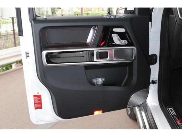 G550 AMGライン 2020年 走行0.5万km 屋内保管禁煙車両 MBケア令和5年3月迄(延長可 ) 液晶レーダー探知機&前後ドライブレコーダー(駐車監視モード付)  ボディコーティング&ホイールコーティング施工済(54枚目)