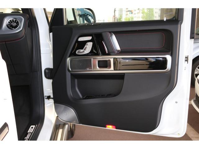 G550 AMGライン 2020年 走行0.5万km 屋内保管禁煙車両 MBケア令和5年3月迄(延長可 ) 液晶レーダー探知機&前後ドライブレコーダー(駐車監視モード付)  ボディコーティング&ホイールコーティング施工済(64枚目)
