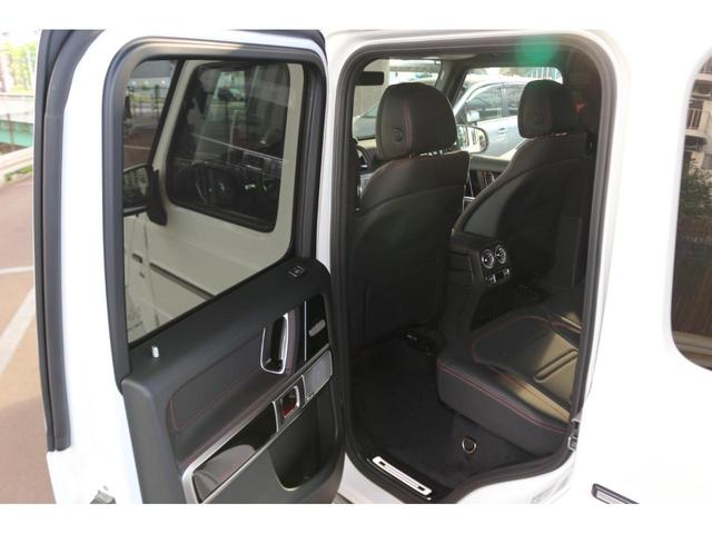 G550 AMGライン 2020年 走行0.5万km 屋内保管禁煙車両 MBケア令和5年3月迄(延長可 ) 液晶レーダー探知機&前後ドライブレコーダー(駐車監視モード付)  ボディコーティング&ホイールコーティング施工済(65枚目)
