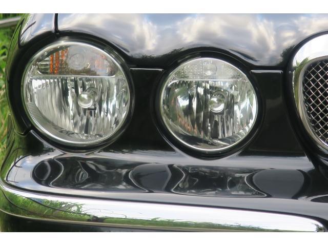 ジャガー ジャガー XJ6 3.0 本革シート 純正ナビ シートヒーター