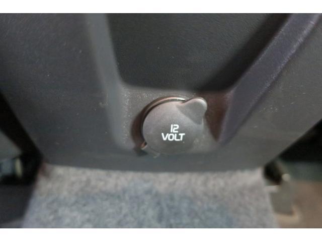 リア席用にも電源有り