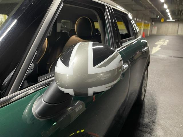 クーパーS クラブマン 実走行14000キロ ブラック・カバナスポーツシートカバー装着 HDDナビ LEDライト Bカメラ&センサー(6枚目)