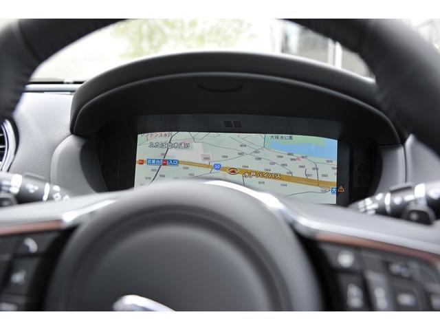 液晶メーターパネルにはナビゲーション画面を表示できセーフティドライブに貢献致します。