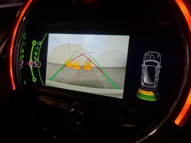 クーパーD LEDヘッド バックカメラ(9枚目)