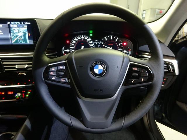 BMW BMW 523i ACC タッチパネル 歩行者検知ブレーキ 保証継承