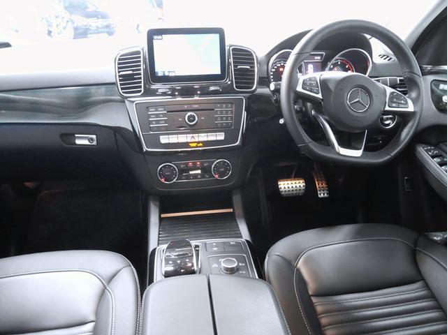 GLE350 d 4マチック スポーツ 2年保証 新車保証(3枚目)