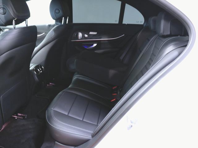 E200 アバンギャルド スポーツ レザーパッケージ 2年保証 新車保証(13枚目)