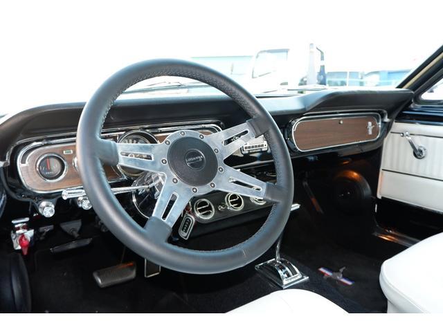 コンバーチブル V8 フルレストア済車両(9枚目)