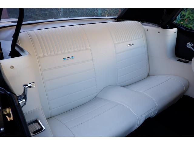 コンバーチブル V8 フルレストア済車両(16枚目)