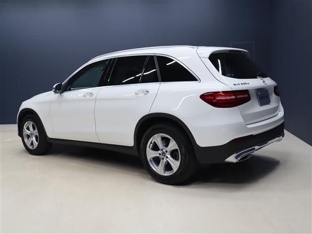 GLC220d 4マチック 2年保証 新車保証(4枚目)