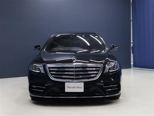S560 ロング AMGライン 2年保証 新車保証(2枚目)