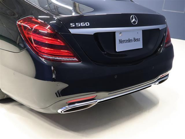 S560 ロング AMGライン 2年保証 新車保証(5枚目)