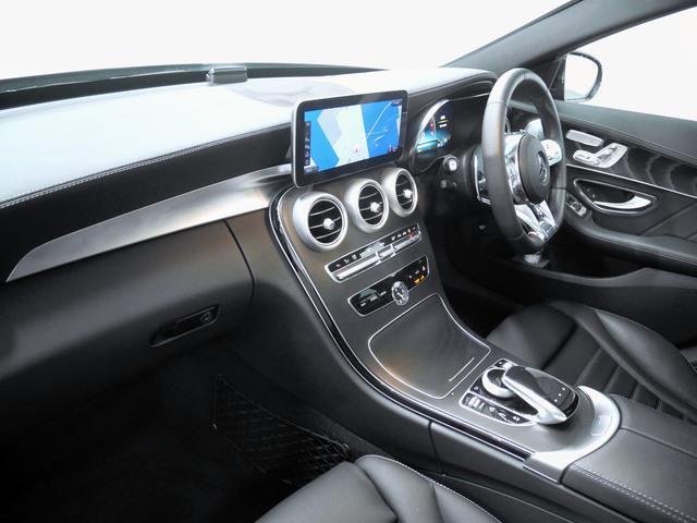 C43 4マチック 2年保証 新車保証(4枚目)
