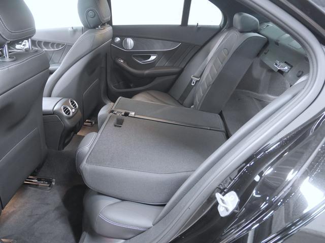 C43 4マチック 2年保証 新車保証(11枚目)