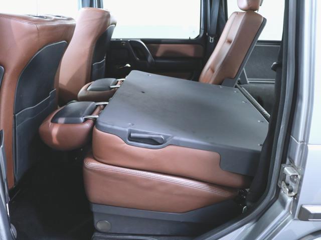 G350d ラグジュアリーパッケージ 2年保証(11枚目)