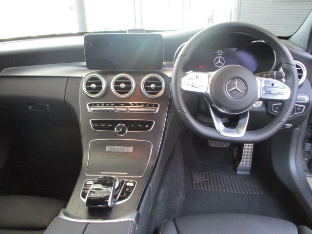 C220d ローレウスエディション スポーツプラスパッケージ 2年保証 新車保証(5枚目)