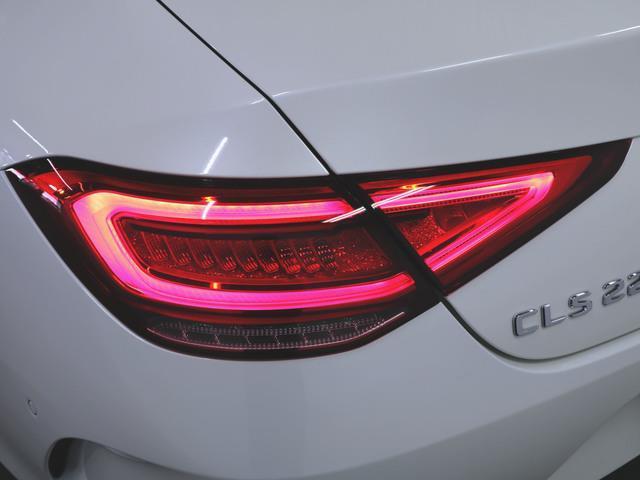CLS220d スポーツ エクスクルーシブパッケージ 1年保証 新車保証(8枚目)