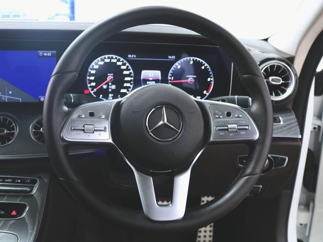 CLS220d スポーツ エクスクルーシブパッケージ 1年保証 新車保証(24枚目)
