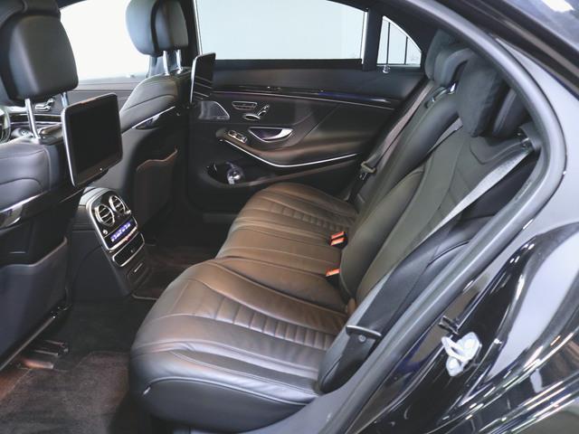 S560 ロング AMGライン ショーファーパッケージ 2年保証(8枚目)