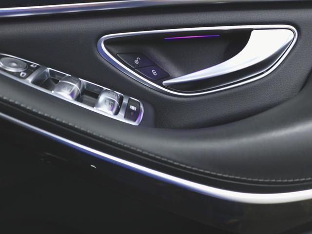 S560 ロング AMGライン ショーファーパッケージ 2年保証(17枚目)