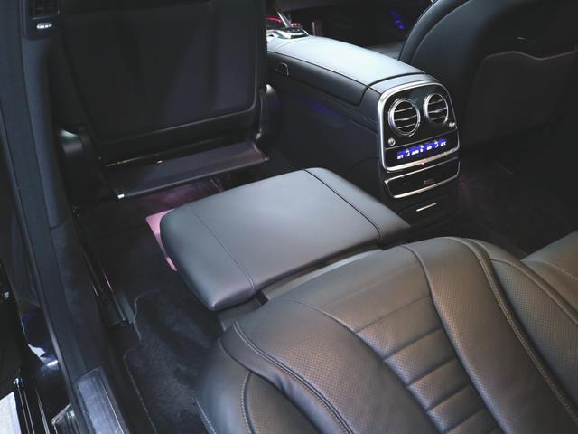 S560 ロング AMGライン ショーファーパッケージ 2年保証(30枚目)