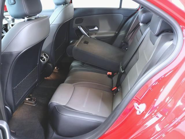 A250 4マチック セダン AMGライン AMGレザーエクスクルーシブパッケージ アドバンスドパッケージ ナビゲーションパッケージ レーダーセーフティパッケージ 2年保証 新車保証(13枚目)