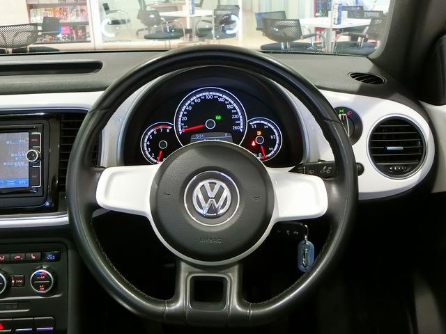 「フォルクスワーゲン」「VW ザビートルカブリオレ」「オープンカー」「茨城県」の中古車14