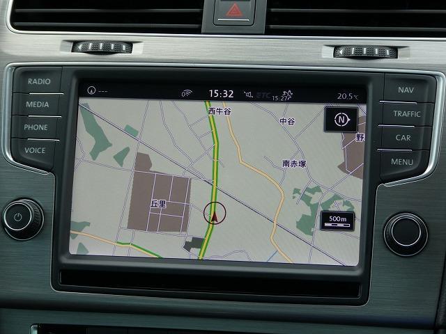 TSIコンフォートラインブルーモーションテクノロジー ワンオーナー アダプティブクルーズコントロール キセノンヘッドライト SDナビ ETC2.0 バックカメラ(10枚目)