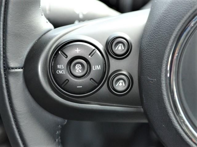 クーパーS クロスオーバー ブラックヒース 認定中古車 ワンオーナー 地デジ付 タッチ式HDDナビ LEDヘッドライト バックカメラ ACC  アラームシステム Dアシスト 18インチAW(30枚目)