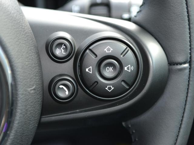 クーパーS クロスオーバー ブラックヒース 認定中古車 ワンオーナー 地デジ付 タッチ式HDDナビ LEDヘッドライト バックカメラ ACC  アラームシステム Dアシスト 18インチAW(31枚目)