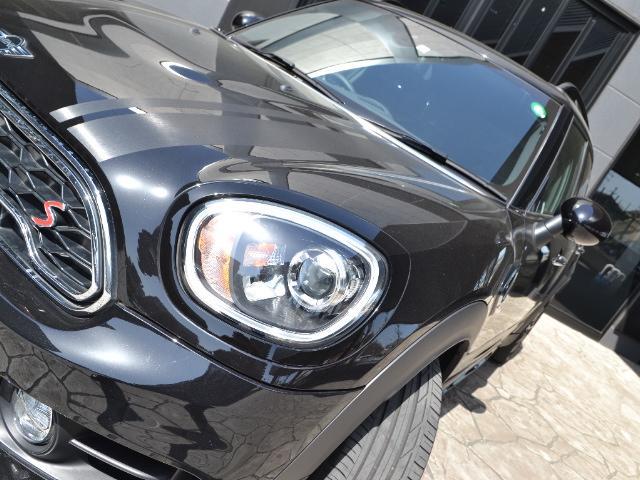 クーパーS クロスオーバー ブラックヒース 認定中古車 ワンオーナー 地デジ付 タッチ式HDDナビ LEDヘッドライト バックカメラ ACC  アラームシステム Dアシスト 18インチAW(43枚目)
