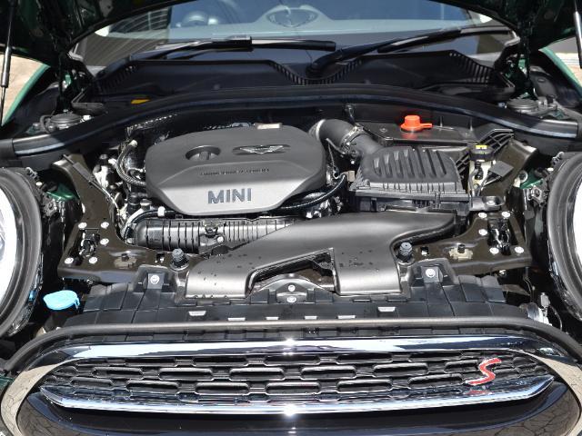 クーパーS クラブマン 認定中古車 ワンオーナー HDDナビ LEDヘッドライト バックカメラ ドライビングモード Dアシスト 17インチ黒AW(11枚目)