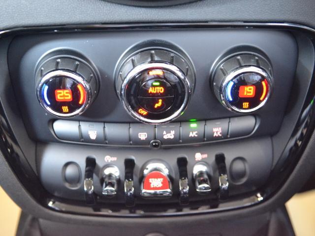 クーパーS クラブマン 認定中古車 ワンオーナー HDDナビ LEDヘッドライト バックカメラ ドライビングモード Dアシスト 17インチ黒AW(13枚目)