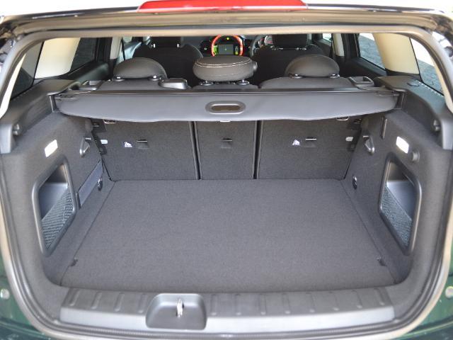 クーパーS クラブマン 認定中古車 ワンオーナー HDDナビ LEDヘッドライト バックカメラ ドライビングモード Dアシスト 17インチ黒AW(22枚目)