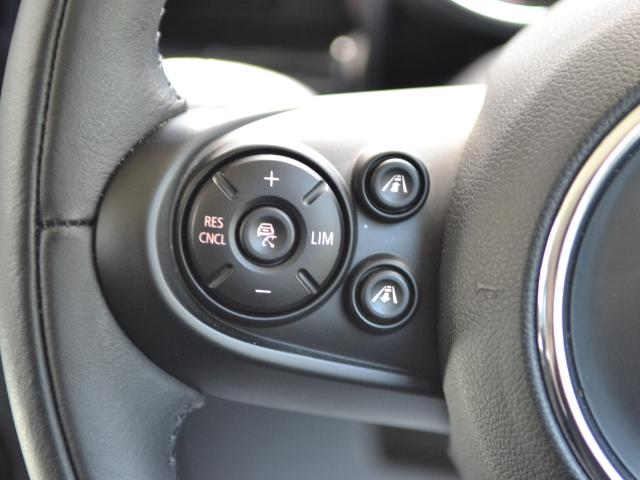 クーパーS クラブマン 認定中古車 ワンオーナー HDDナビ LEDヘッドライト バックカメラ ドライビングモード Dアシスト 17インチ黒AW(31枚目)