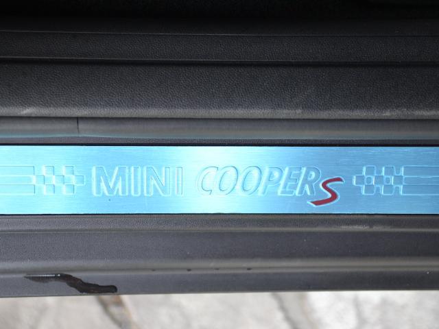 クーパーS クラブマン 認定中古車 ワンオーナー HDDナビ LEDヘッドライト バックカメラ ドライビングモード Dアシスト 17インチ黒AW(52枚目)